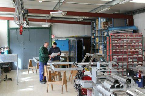 Herschel IR360 industriële werkplaatskachel