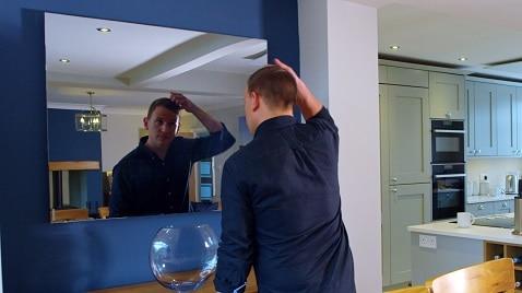 Herschel spiegelverwarming