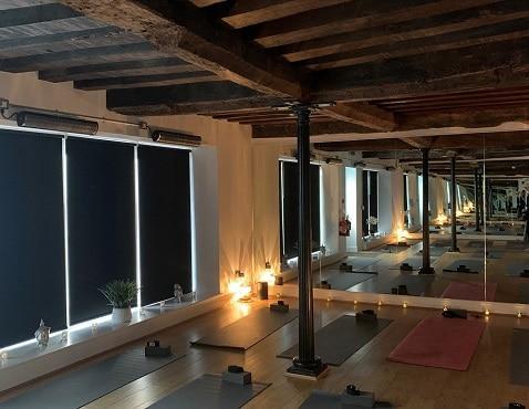 Herschel Aspect verwarming hete yoga
