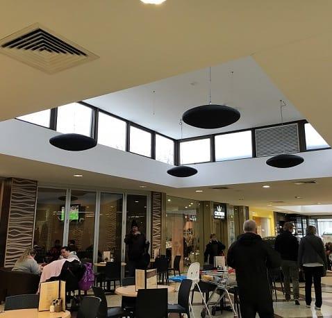 Herschel-kachels gekozen voor winkelcentrum