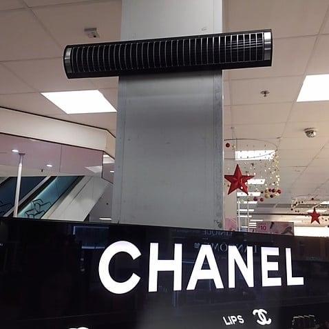 Herschel Infrared geïnstalleerd bij Boots Pharmacy