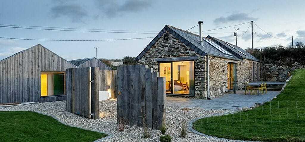 Charlie Luxton's house using Herschel Infrared